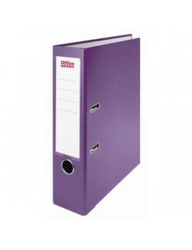 Office Depot A4 7cm lila iratrendező