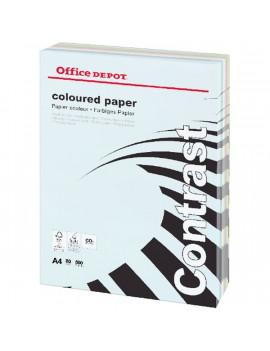 Office Depot A4 80g 5x10lapos vegyes színű másolópapír