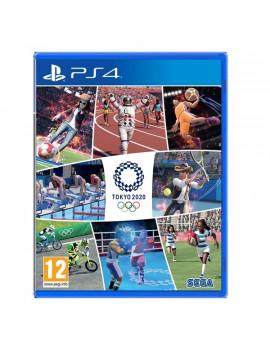 Olympic Games Tokyo 2020 PS4 játékszoftver