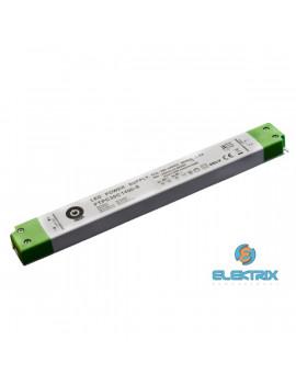 POS POWER FTPC30C1400-S 1400mA/11~22V 30,8W IP20 vékony LED tápegység