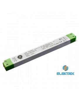 POS POWER FTPC30C500-S 500mA/30~60V 30W IP20 vékony LED tápegység