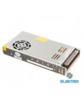 POS POWER POS-350-12-C 12V/29A 348W IP20 fém házas LED tápegység
