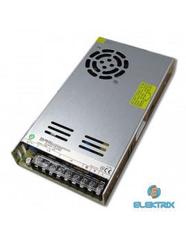 POS POWER POS-350-24-C 24V/14.4A 350W IP20 fém házas LED tápegység