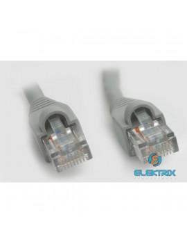PRC UTP CAT5E 3m szürke patch kábel