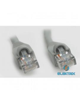 PRC UTP CAT5E 20m szürke patch kábel