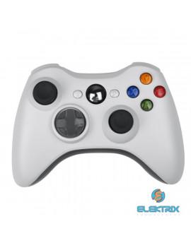 PRC vezeték nélküli Xbox 360 fehér kontroller
