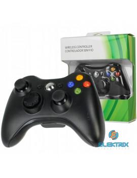 PRC vezeték nélküli Xbox 360 fekete kontroller