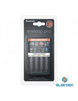 Panasonic Eneloop BQ-CC61 4/AA/AAA USB-s akku töltő