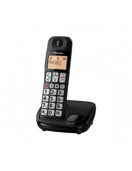 Panasonic KX-TGE110HGB fekete dect telefon