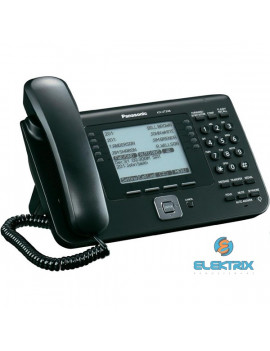 Panasonic UT248 fekete SIP telefon