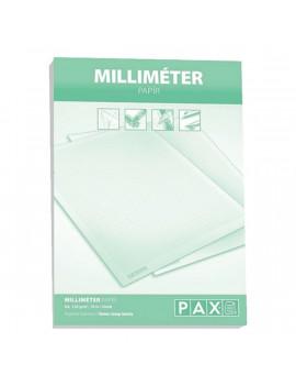 Pax A4 120g 10ív/tömb milliméter papír