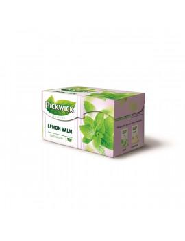 Pickwick 20x1,5g herbal citromfű ízű tea