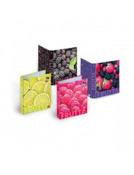 Pigna Fruits A4 4 gyűrűs gyűrűskönyv