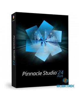 PinnacleStudio24PlusMLENG dobozos szoftver