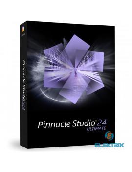 PinnacleStudio24UltimateMLENG dobozos szoftver