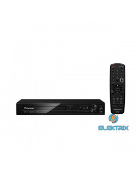 Pioneer DV-2242 fekete DVD lejátszó