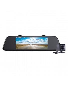 Pioneer VREC-150MD visszapillantó tükörre szerelhető kétr csatornás menetrögzítő kamera