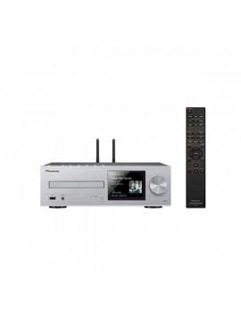 Pioneer XC-HM86D-S hálózati lejátszós ezüst Mini Hifi