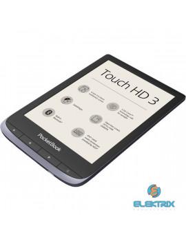 Pocketbook PB632-J-WW Touch HD 3 metálszürke E-book olvasó