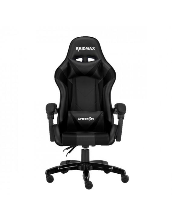 RAIDMAX Drakon DK602 fekete gamer szék