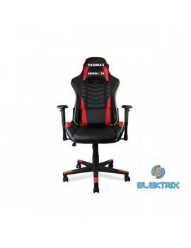 RAIDMAX Drakon DK922 fekete / piros RGB gamer szék