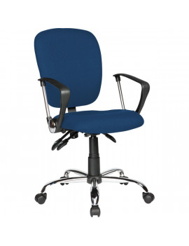 RS Atlas SY kék irodai munkaszék