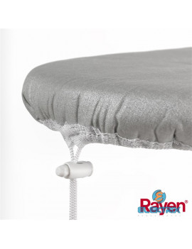Rayen 6152 alumínium vasalódeszka huzat 130 x 47 cm