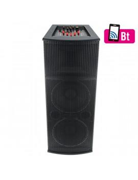 SAL PAX 225B 2db mikrofonnal Bluetooth aktív hangdoboz