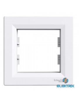 SCHNEIDER EPH5800121 ASFORA Fehér 1-es keret