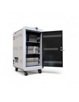 SKC AVA Trolley notebook töltő és tároló szekrény UV fertőtlenítő lámpával