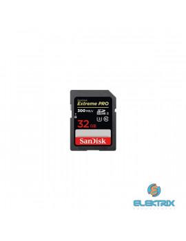 Sandisk 32GB SD (SDHC UHS-II U3) Extreme Pro memória kártya