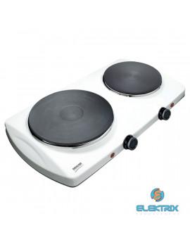 Sencor SCP 2253WH-EUE3 fehér dupla elektromos főzőlap