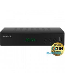 Sencor SDB 5003T DVB-T2 vevőkészülék