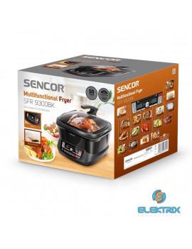 Sencor SFR 9300BK multifunkciós sütő