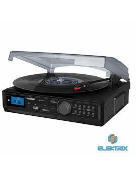 Sencor STT 212U Bluetooth-os lemezjátszó