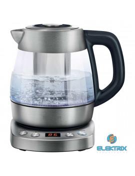 Sencor SWK 1080SS teaszitás üveg vízforraló