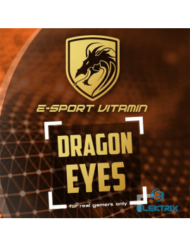 Dragon Eyes 30 kapszula E-Sport vitamin