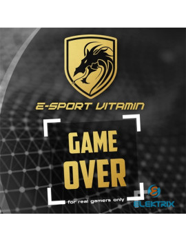 Game Over 30 kapszula E-Sport vitamin