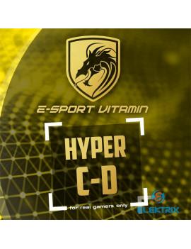 Hyper C-D 60 kapszula E-Sport vitamin