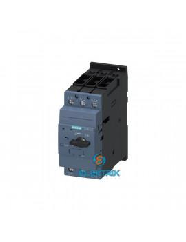 Siemens 3RV2331-4DC10 túlterhelésvédelem nélkül /starter/ csavaros csatlakozás 25 A motorvédő kapcsoló