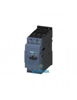 Siemens 3RV2331-4JC10 túlterhelésvédelem nélkül /starter/ csavaros csatlakozás 65 A motorvédő kapcsoló