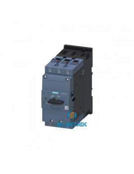 Siemens 3RV2341-4MC10 túlterhelésvédelem nélkül /starter/ csavaros csatlakozás 100 A motorvédő kapcsoló