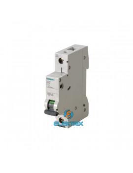 Siemens 5SL4125-6 10KA 1P B25 kismegszakító