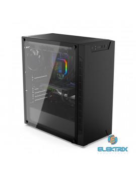 SilentiumPC Armis AR6 TG Fekete (Táp nélküli) ablakos E-ATX ház