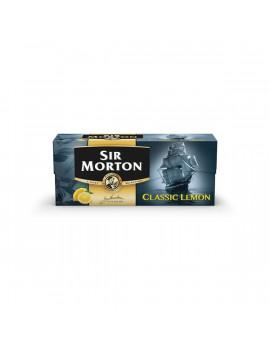 Sir Morton Classic 20x1,5g Lemon fekete tea