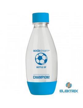 Sodastream Child Bottle 0,5l kék-fekete gyerekeknek szénsavasító flakon