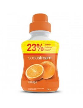 Sodastream 750ml narancs szörp