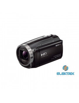 Sony HDR-CX625B fekete digitális videókamera
