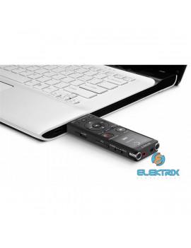 Sony ICDUX570B 4GB USB csatlakozós fekete digitális diktafon