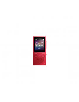 Sony NWE394LR 8GB piros MP3 lejátszó